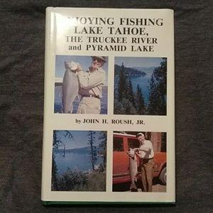 Fishing Lake Tahoe Book